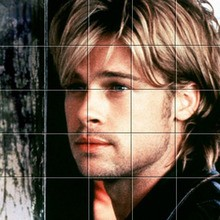 Puzzle Brad Pitt