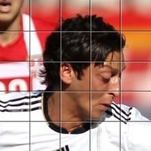 Puzzle : Mesut Özil