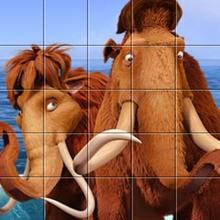 Puzzle : Manny et Ellie