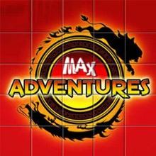 Logo Max Adventures