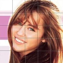 Puzzle Miley Cyrus