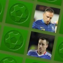 Le Memory des Meilleurs footballeurs européen