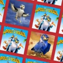 Memory du film Drôles d'Oiseaux