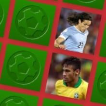 Memory : Les meilleurs footballeurs d'Amérique du Sud