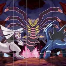 Puzzle Combat pokémon