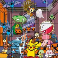 Puzzle Pikachu et pokemon
