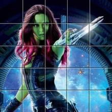 Puzzle : Gamora