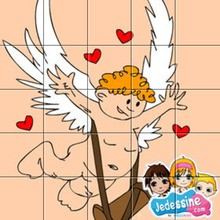 Puzzle Cupidon