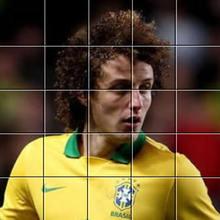 Puzzle : David Luiz
