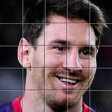 Puzzle : Lionel Messi