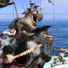 Puzzle : Les Pirates de l'Age de Glace