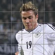 Puzzle : Mario Götze