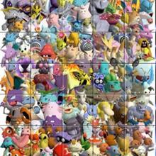 Puzzle Multi Pokémon