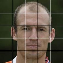 Puzzle : Arjen Robben