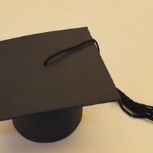 Fabriquer un chapeau de diplômé