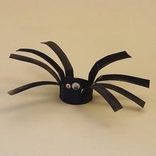 Activité : Fabriquer une araignée
