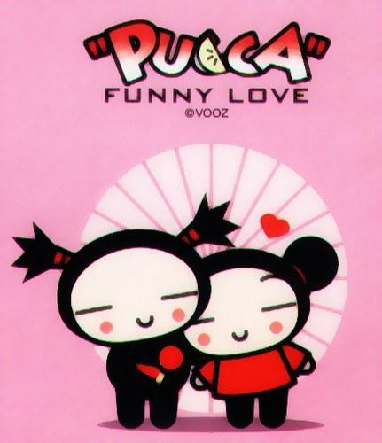 Pucca love !