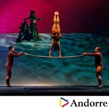 toi alors, est-ce que tu connais bien le Cirque du soleil ?