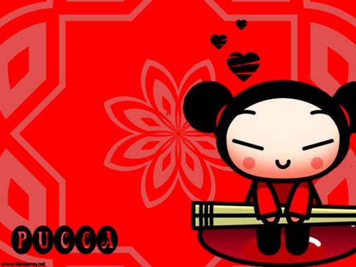 Pucca / Article N°1