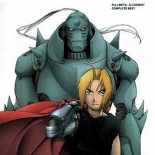 Images de full metal alchemist