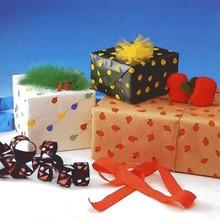Pour emballer les cadeaux