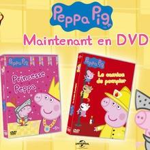 Gagne des DVD de Peppa Pig !
