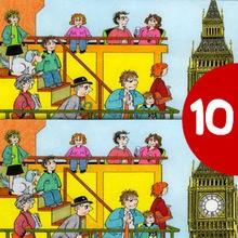 Big Ben, l'horloge de Londres