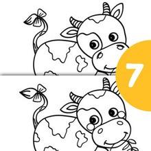 Vache Lire Et Apprendre Coloriages Vidéos Et Tutoriels