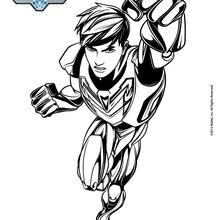 Max Steel et ses super pouvoirs
