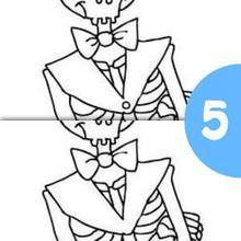 Squelette gentleman
