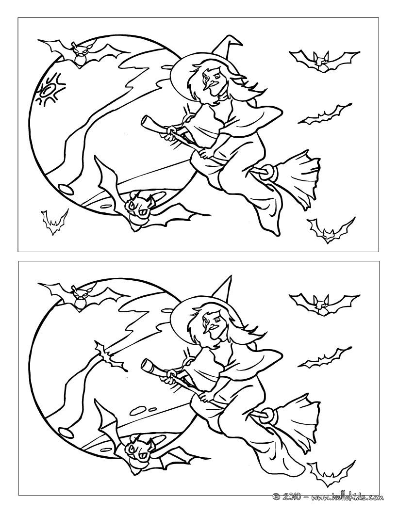 Jeux de sorci res sur leur balais - Jeux de sorciere potion magique gratuit ...