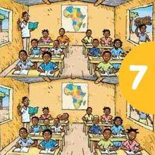 Une classe africaine