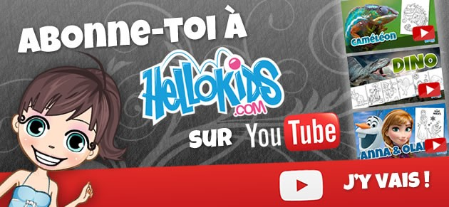 Hellokids sur Youtube