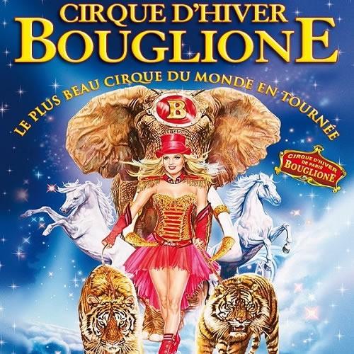 Le Cirque d'Hiver Bouglione en tournée dans toute la France !