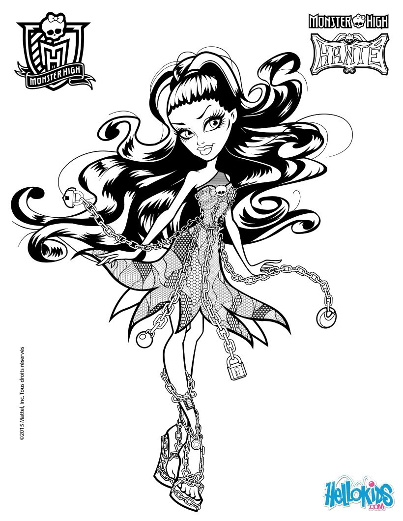 Monster High Hanté