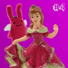 La princesse qui rêvait d'être une fée - PAPER STORY