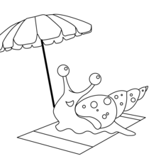 Coloriage bob l 39 eponge gary l 39 escargot d couper - Gary l escargot ...