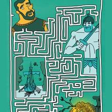 Le labyrinthe de Jason et les argonautes