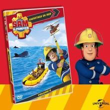 Gagnants des DVD de Sam le Pompier