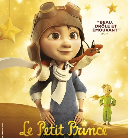 Le Petit Prince : le making-of du doublage !