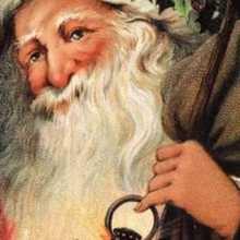 Parole de chanson : Petit Papa Noël