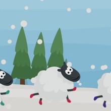 Comptine : Trois Petits Moutons