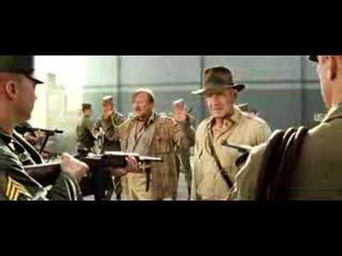 Indiana Jones et le Royaume du Crâne de Cristal (en DVD le 21/11)