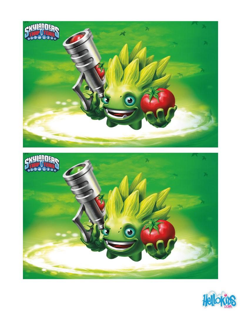 Jeux de food fight - Jeux gratuits skylanders ...