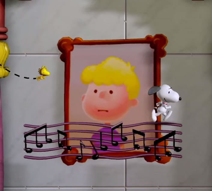 Snoopy, la belle aventure (Peanuts)