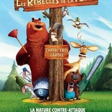 Film : Les rebelles de la forêt