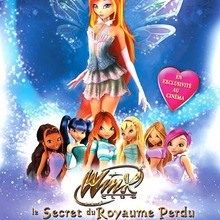 Film : WINX CLUB: le secret du royaume perdu