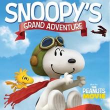Jeu vidéo : Snoopy, la belle aventure (Peanuts)