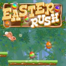 Jeu : La course de Pâques : Easter Rush