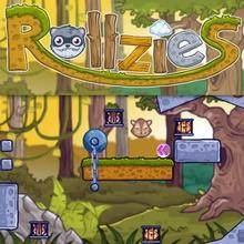 Rollzies, jeu d'animaux